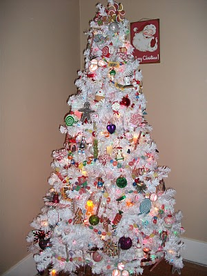 candy christmas tree 2