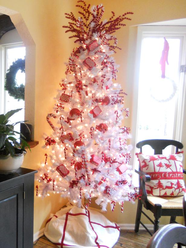 candy christmas tree 4