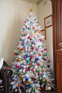 colorful christmas tree 4