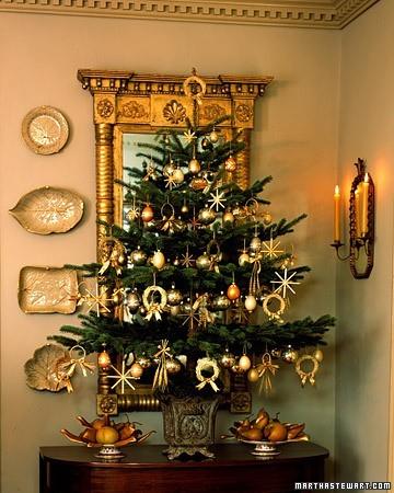 traditional christmas tree 5