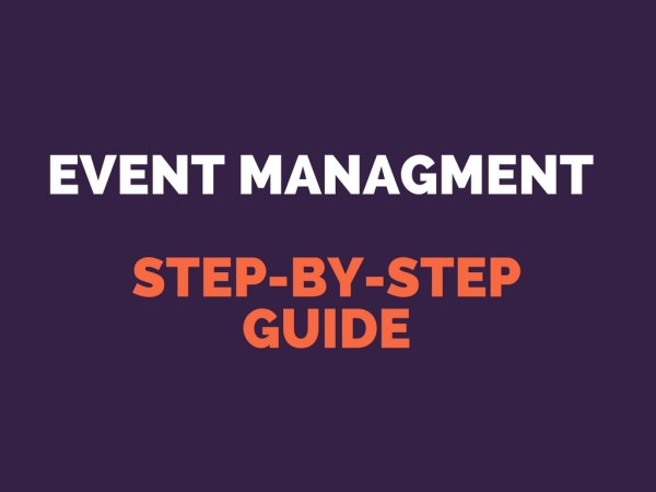 Event Managment Guide