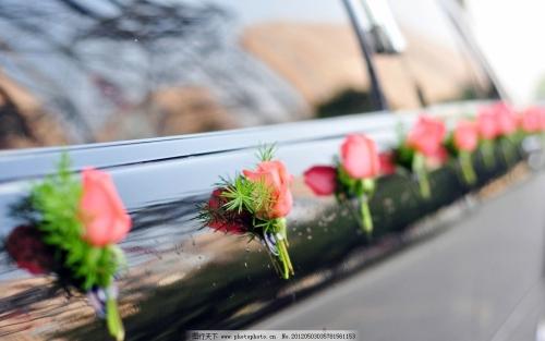 car door decoration